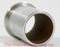 Oiles 80B-1620 Plain Sleeve & Flanged Bearings