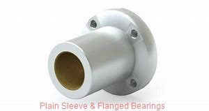Symmco SF-2432-8 Plain Sleeve & Flanged Bearings