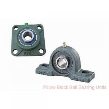 AMI KHPR206-19 Pillow Block Ball Bearing Units
