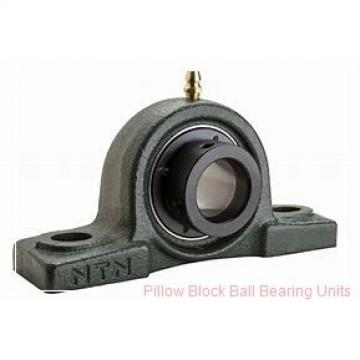 AMI CUCP207C Pillow Block Ball Bearing Units