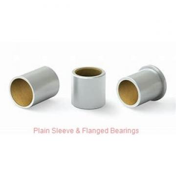 Oilite AAM2025-25 Plain Sleeve & Flanged Bearings