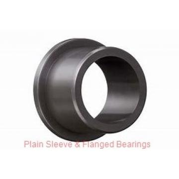 Symmco SS-1620-6 Plain Sleeve & Flanged Bearings