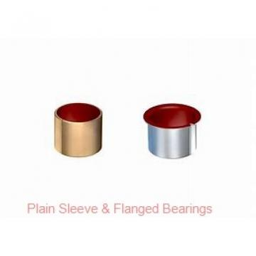 Symmco SS-94106-48 Plain Sleeve & Flanged Bearings