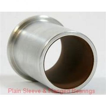 Symmco SS-1012-8 Plain Sleeve & Flanged Bearings