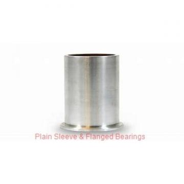 Symmco SS-1620-12 Plain Sleeve & Flanged Bearings