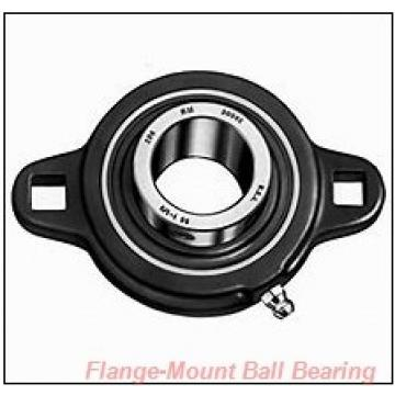 AMI UCF206-19NPMZ2 Flange-Mount Ball Bearing Units