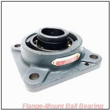 AMI UCFPL207-22MZ2W Flange-Mount Ball Bearing Units