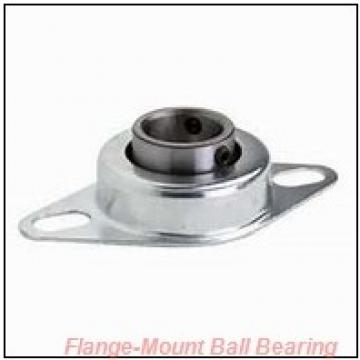 AMI UCFB203-11 Flange-Mount Ball Bearing Units