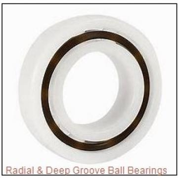 PEER 698-ZZ Radial & Deep Groove Ball Bearings